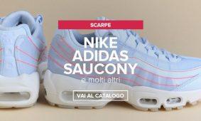 Nike, Adidas, Saucony nuovi arrivi