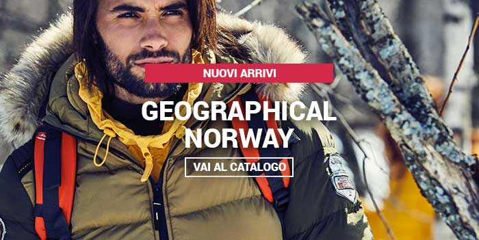 Geographical Norway nuovi arrivi