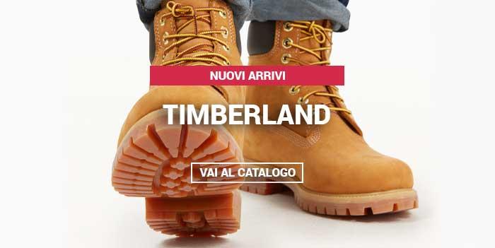 Timberland nuovi arrivi